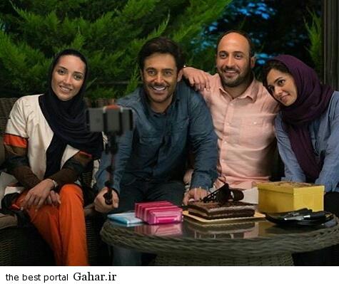 73 عکس های جدید محمدرضا گلزار در فیلم خشکسالی و دروغ