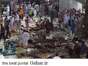 JARSAGHIL makke مرگ یک ایرانی و 107 نفر در حادثه سقوط جرثقیل مسجدالحرام