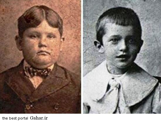 Lorel hardi عکس بچگی لورل و هاردی