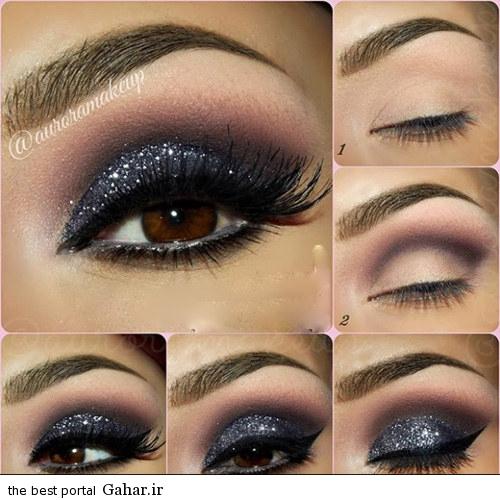 arayesh cheshm 2015 8 مدل جدید آرایش چشم (ویژه مراسم عروسی)