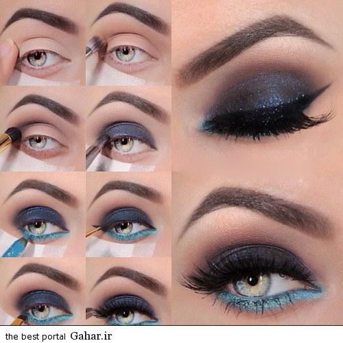 arayesh cheshm 2015 9 مدل جدید آرایش چشم (ویژه مراسم عروسی)