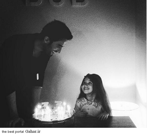 bahadori درخواست بنیامین بهادری از طرفدارانش در روز تولدش