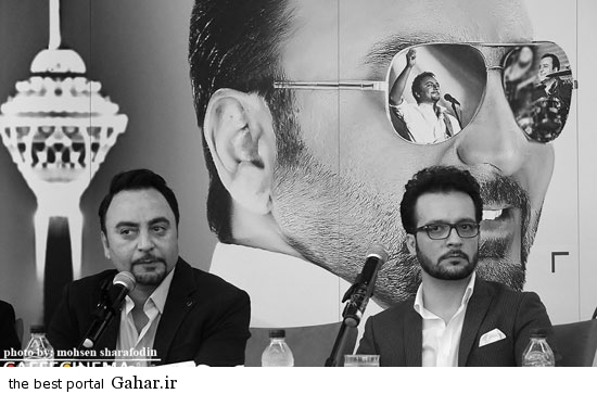 barmigardam7 رونمایی از آلبوم پیام صالحی با حضور محمدرضا گلزار /عکس