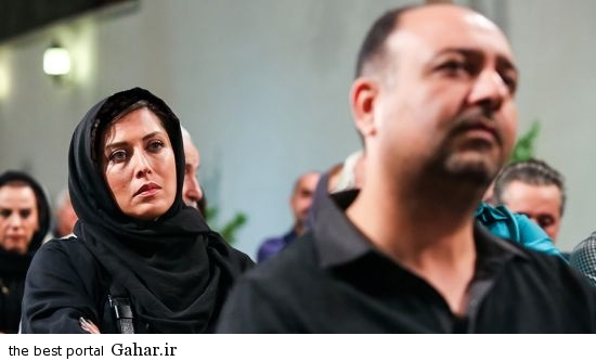 bazigaran dar mena1 عکس های بازیگران ایرانی در اعتراض به فاجعه منا