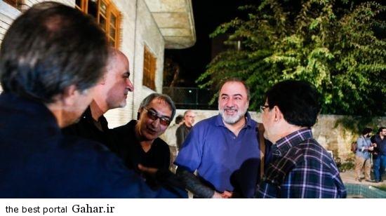 bazigaran dar mena3 عکس های بازیگران ایرانی در اعتراض به فاجعه منا