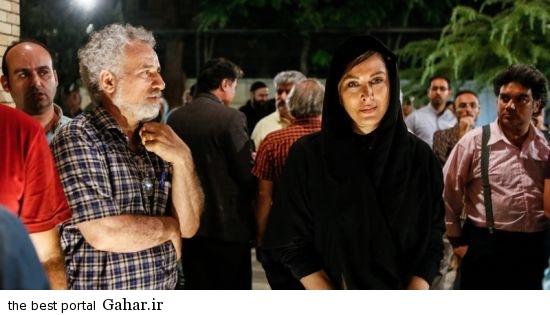 bazigaran dar mena4 عکس های بازیگران ایرانی در اعتراض به فاجعه منا