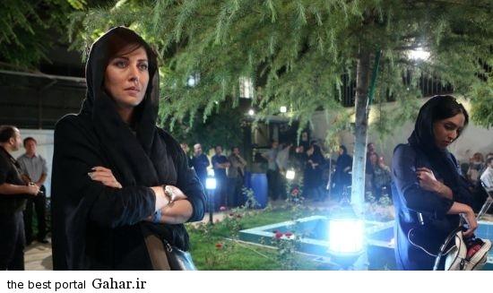 bazigaran dar mena6 عکس های بازیگران ایرانی در اعتراض به فاجعه منا