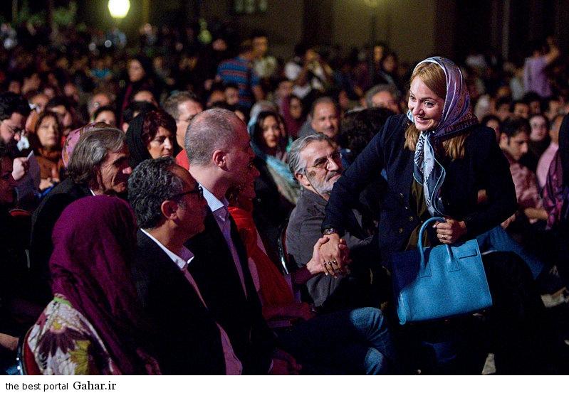 cinama4 عکس هایی از حواشی بازیگران در جشن روز ملی سینما