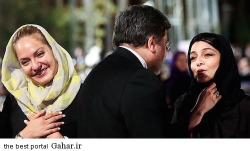 cinema عکس های جدید مهناز افشار و همسرش در روز ملی سینما