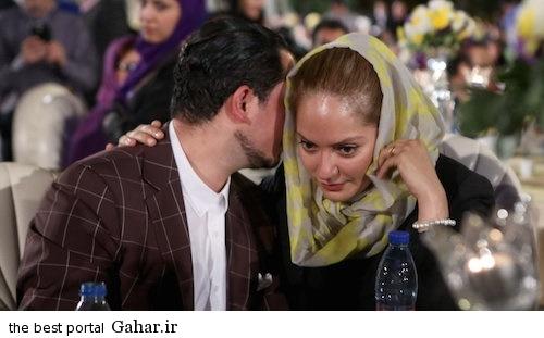 cinema7 عکس های جدید مهناز افشار و همسرش در روز ملی سینما
