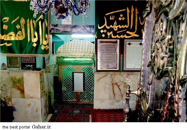 emamzadeh tanhaei leila 2 گزارشی از امامزاده فیلم تنهایی لیلا + آدرس و عکس