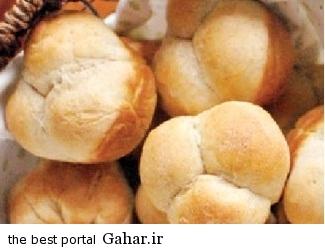 gol آموزش تهیه نان گل / شیرینی خانگی