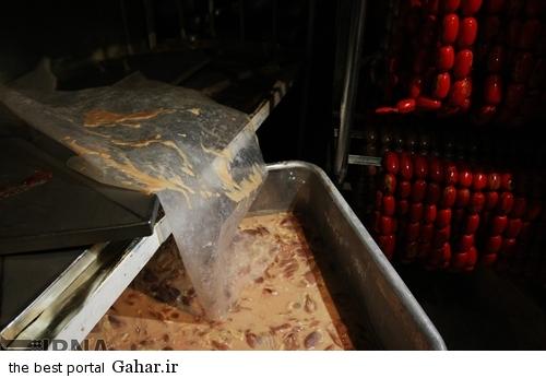 karkhane sosis kalbas 6 پلمپ کارخانه سوسیس و کالباس در دماوند / عکس
