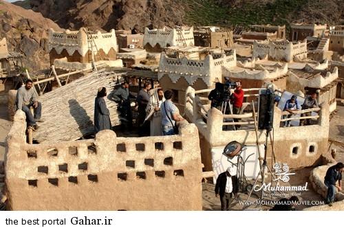mohammad2 عکس های دیده نشده از فیلم محمد رسول الله