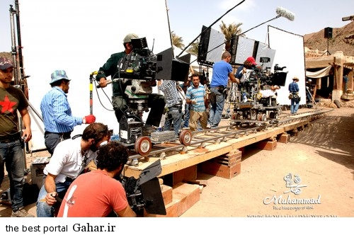 mohammad3 عکس های دیده نشده از فیلم محمد رسول الله