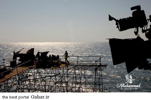 mohammad4 عکس های دیده نشده از فیلم محمد رسول الله