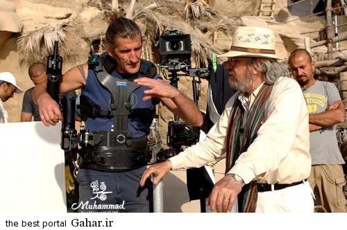 mohammad5 عکس های دیده نشده از فیلم محمد رسول الله