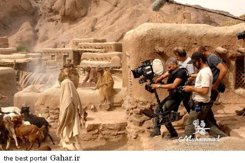 mohammad6 عکس های دیده نشده از فیلم محمد رسول الله