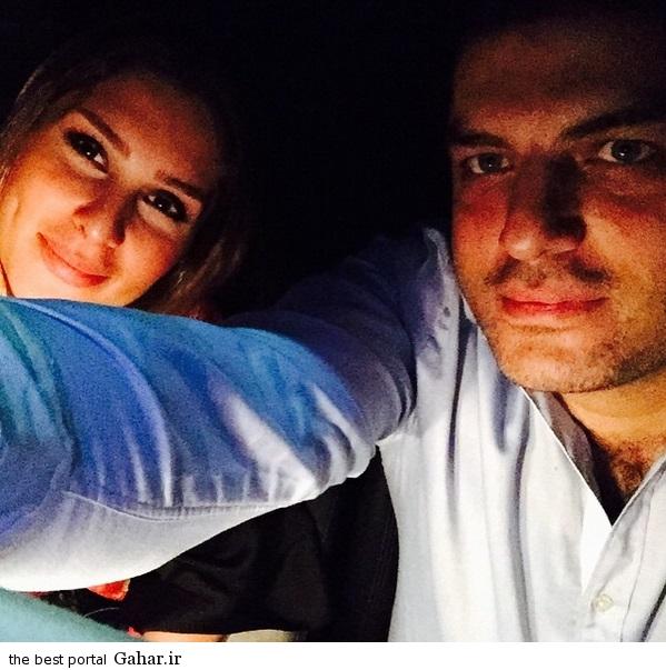 sam جدیدترین عکس سام درخشانی و همسرش + متن جالبش