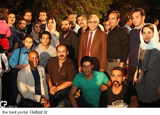 shahrzad serial pic 1 عکسهای دورهمی بازیگران سریال شهرزاد