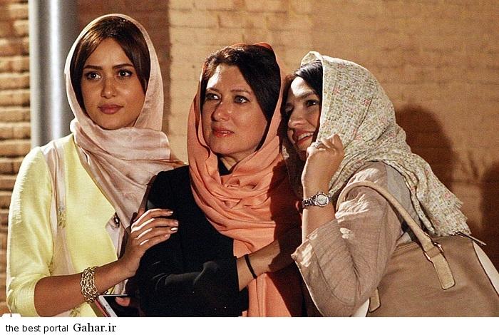 shahrzad serial pic 4 عکسهای دورهمی بازیگران سریال شهرزاد