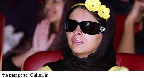 surprise mary heidarzadeh for persepolis and حضور مریم حیدرزاده در مراسم پیروزی 6 بر صفر پرسپولیس