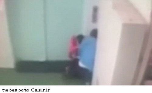 tajavoz 1 تعرض جنسی به همکار زن در اداره / عکس دوربین های اداره