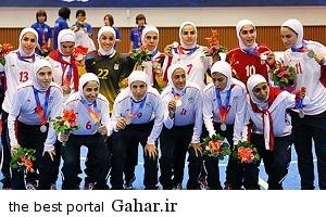 women futsal team 1042 کیروش قهرمانی تیم ملی فوتسال بانوان را تبریک گفت