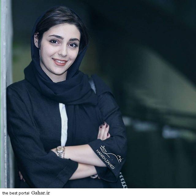 Hasti Mahdavi1 جدیدترین عکس های هستی مهدوی فر پاییز 94
