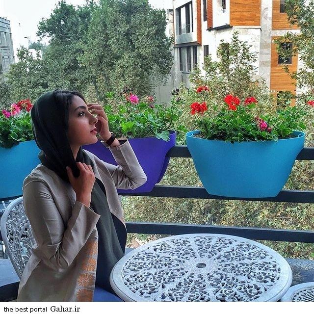 Hasti Mahdavi3 جدیدترین عکس های هستی مهدوی فر پاییز 94