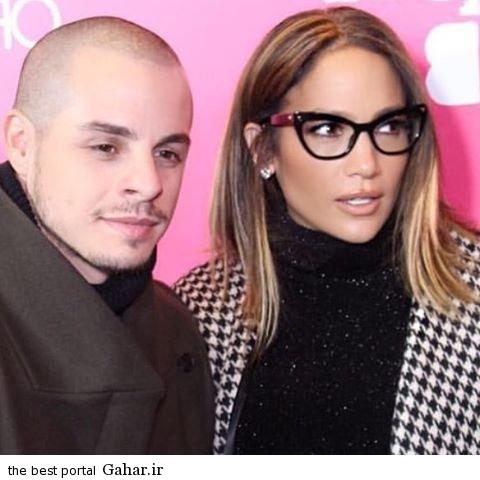 Jennifer Lopez2 جدیدترین عکس های جنیفر لوپز و معشوقه اش کاسپر