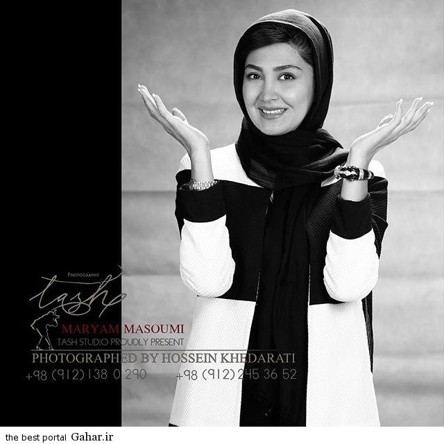 Maryam Masoumi5 جدیدترین عکس های مریم معصومی پاییز 94