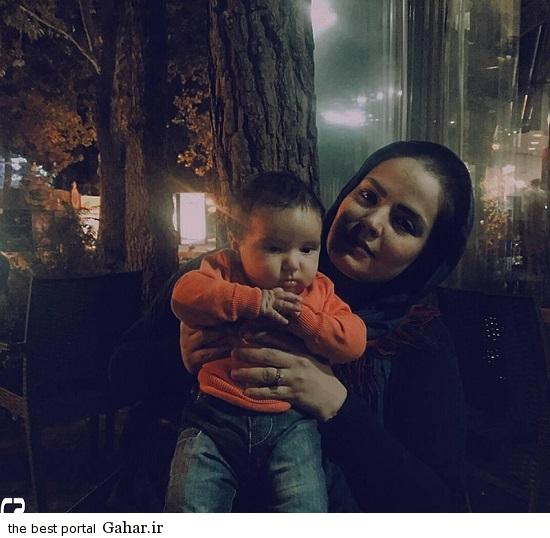 Sepide Khodaverdi 94 3 عکسهای جدید سپیده خداوردی و همسر و فرزندش