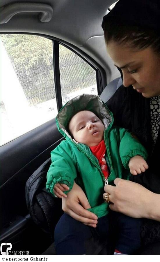Sepide Khodaverdi 94 4 عکسهای جدید سپیده خداوردی و همسر و فرزندش