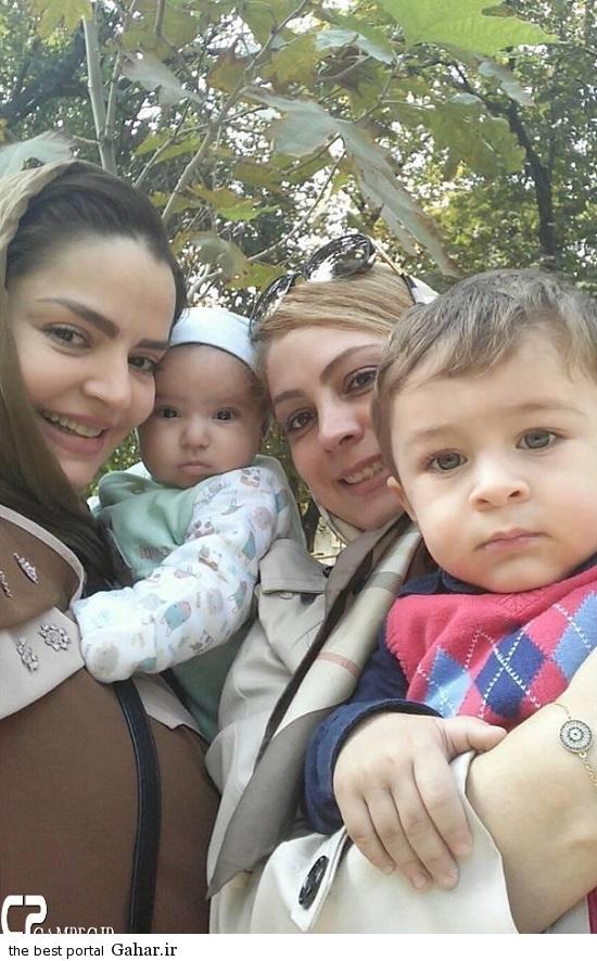 Sepide Khodaverdi 94 5 عکسهای جدید سپیده خداوردی و همسر و فرزندش