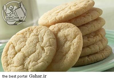 Sugar Cookies1 طرز تهیه شیرینی شکری خوشمزه