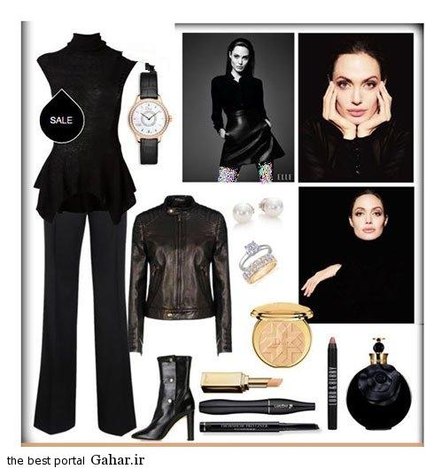 anjelina fall 11 مدل های جدید ست لباس پاییزی آنجلینا جولی