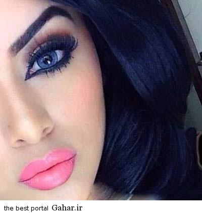 arayesh dokhtar 1 عکس; مدلهای آرایش زیبای دختران