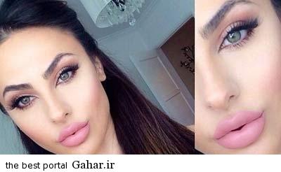 arayesh dokhtar 12 عکس; مدلهای آرایش زیبای دختران