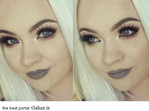 arayesh dokhtar 8 عکس; مدلهای آرایش زیبای دختران