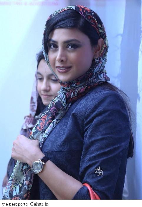 azadehsamadi24 آزاده صمدی در اکران فیلم ارغوان/عکس های جدید و زیبا