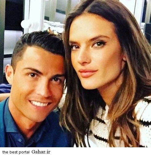 cristiano ronaldo یک مدل برزیلی نامزد جدید کریستیانو رونالدو
