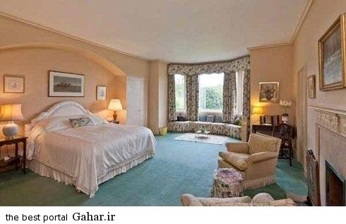 david and victoria beckhams dream home عکس هایی از خانه رویایی دیوید بکام و همسرش