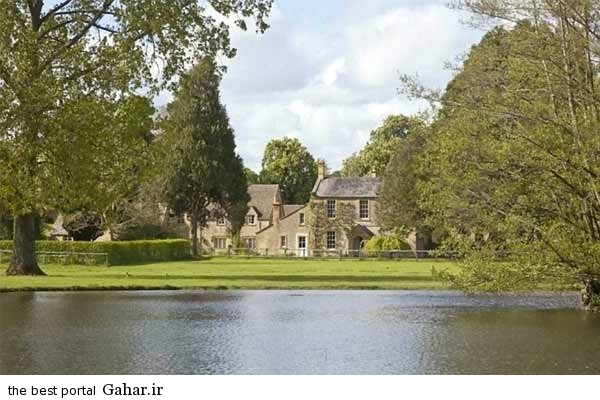 david and victoria beckhams dream home1 عکس هایی از خانه رویایی دیوید بکام و همسرش