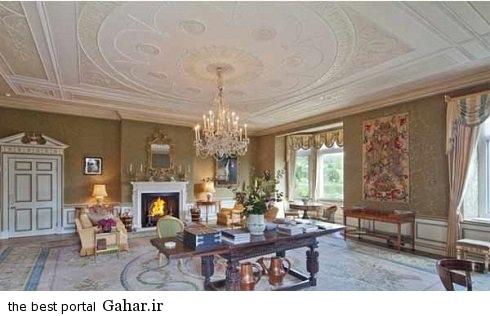 david and victoria beckhams dream home6 عکس هایی از خانه رویایی دیوید بکام و همسرش