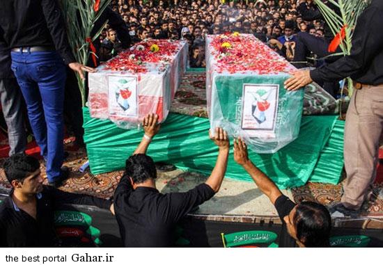 dezfool khaksepari 7 عکسهای مراسم خاکسپاری شهدای تیراندازی حسینیه صفی اباد
