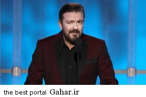 golden ریکی جرویس مجری مراسم گلدن گلوب 2016 شد
