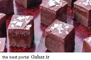 keik1 طرز تهیه کیک شکلاتی بدون نیاز به فر و یخچال