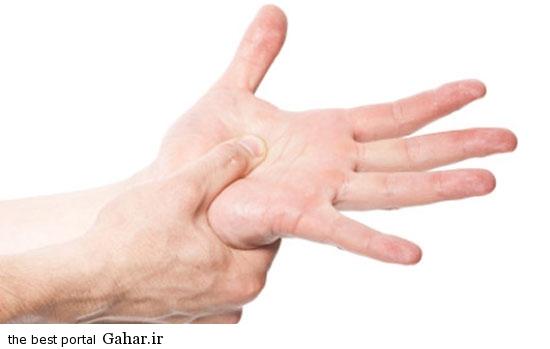 khab raftan dast علت خواب رفتن دست ها و یا سر شدن دستها چیست؟