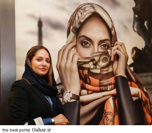 mahnaz afshar 430 عکس های جدید مهناز افشار در مراسم افتتاحيه ساعت شانزليزه